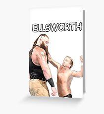 ELLSWORTH Greeting Card