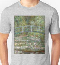 Monet's Water Lilies Unisex T-Shirt