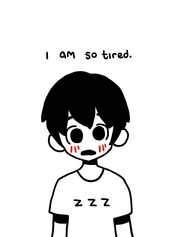 i am so tired by Sticky-Rice