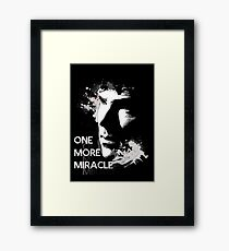 Sherlock - One More Miracle Framed Print