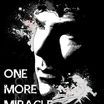 Sherlock - One More Miracle by Springintveld