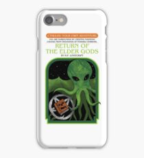 Cthulhu Your Own Adventure iPhone Case/Skin