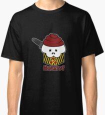 Hazardous Cupcake Classic T-Shirt
