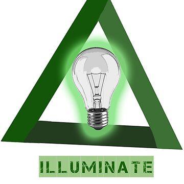 Illuminate/Illuminati by dno123