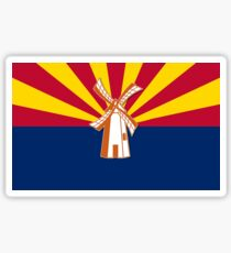 Dutch Bros Arizona Flag Sticker