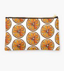 Orange Slice  Studio Pouch