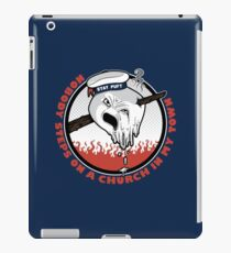 Mother Pus Bucket! iPad Case/Skin