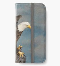 Sky Eagle Tribute - Collaberation iPhone Wallet/Case/Skin