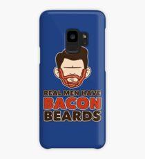 Bacon Beard (men's version) Case/Skin for Samsung Galaxy