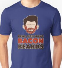 Bacon Beard (men's version) T-Shirt