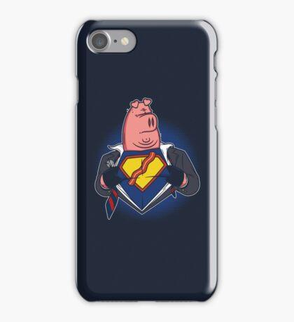 Super Bacon iPhone Case/Skin