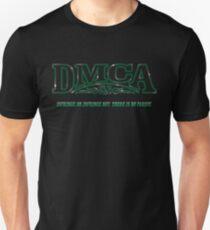 The DMCA Strikes Back Unisex T-Shirt