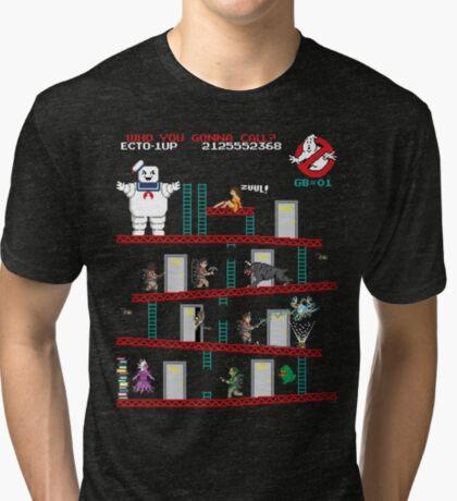 Donkey Puft Tri-blend T-Shirt