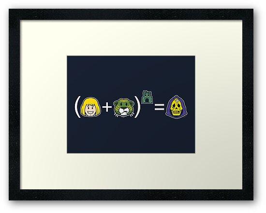 He-Math by mikehandyart