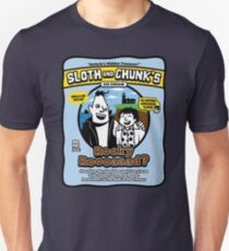 Sloth and Chunk's Ice Cream Unisex T-Shirt
