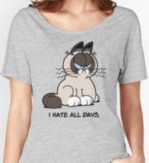 Always Grumpy Women's Relaxed Fit T-Shirt