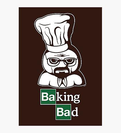 Baking Bad Photographic Print