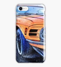 Boss 302 iPhone Case/Skin