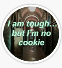 No Cookie Sticker