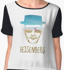 Heisenberg Chiffon Top