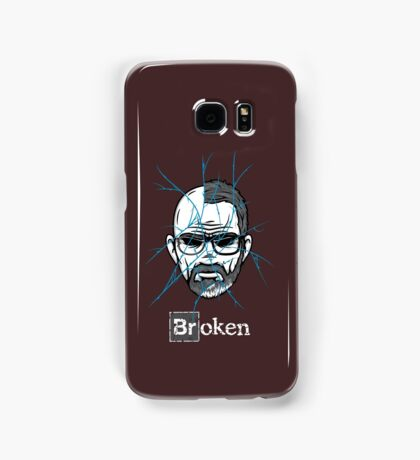 Broken Samsung Galaxy Case/Skin