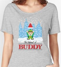 The Legend of Buddy Women's Relaxed Fit T-Shirt