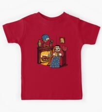 A Quiet Evening at Home Kids Clothes