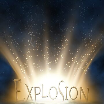 Explosion by angeredthoughts