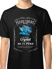 Heisenberg Blue - 99.1% Pure  Classic T-Shirt