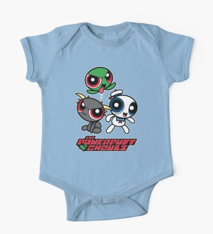 The Powerpuft Ghouls Kids Clothes