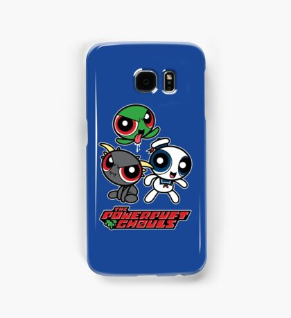 The Powerpuft Ghouls Samsung Galaxy Case/Skin