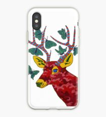 That Which Likened to Itself is Drawn iPhone Case