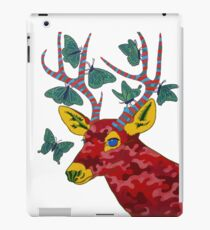 That Which Likened to Itself is Drawn iPad Case/Skin