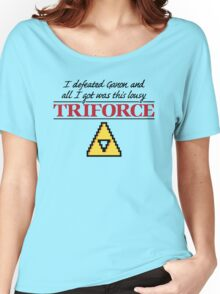 Lousy Triforce Women's Relaxed Fit T-Shirt