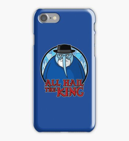 The King of Ice iPhone Case/Skin
