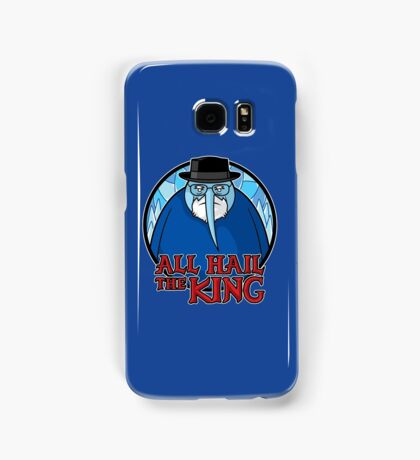 The King of Ice Samsung Galaxy Case/Skin