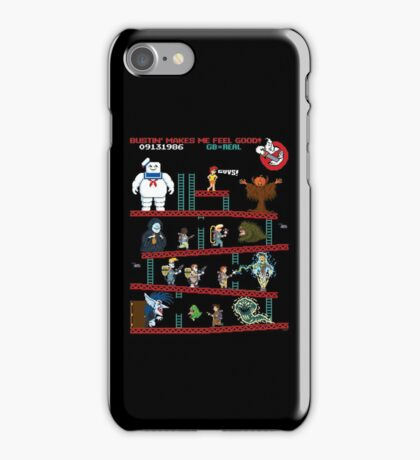 The Real Donkey Puft iPhone Case/Skin