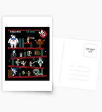 The Real Donkey Puft Postcards