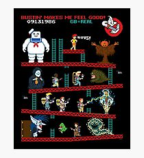 The Real Donkey Puft Photographic Print