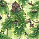 Little Leaf Village by bayleejae