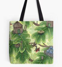 Little Leaf Village Tote Bag
