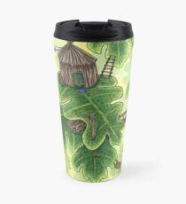 Little Leaf Village Travel Mug
