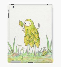 I Has A Leaf! iPad Case/Skin