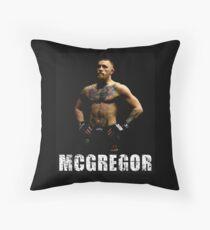 mcgregor Throw Pillow