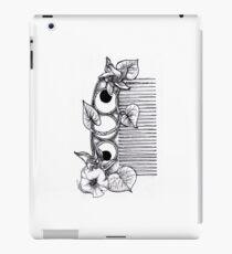 Moonflowers In Her Hair iPad Case/Skin