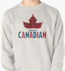 LOGO OF MOLSON CANADIAN Pullover