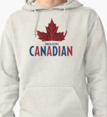 LOGO OF MOLSON CANADIAN Pullover Hoodie