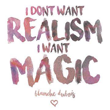 I Want Magic  by subject13fringe