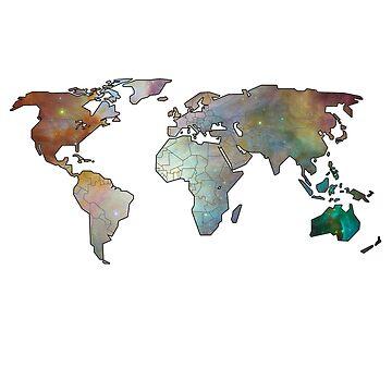 Universal world by MadeleineKyger