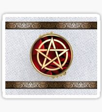 Seal Of Lucifer Sticker
